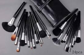 outlet art mac makeup brushes 24pcs set