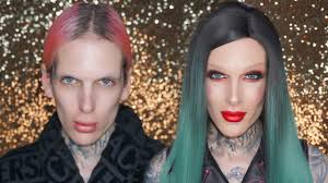 life update smokey copper glitter makeup tutorial jeffree star you