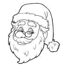Immagini Di Babbo Natale Facili Da Disegnare Disegni Di Natale 2019
