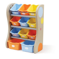 Comfortable Playrooms As Wells As Plastic Angled Bin Toy Organizer Types  And Toy Organizers In Kids