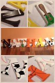 Personalized Bedroom Decor 17 Best Ideas About Boys Sports Rooms On Pinterest Boy Sports