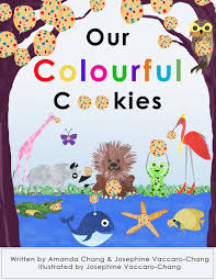 Image result for our colourful cookies josephine vaccaro chang