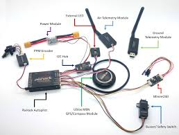 beginners guide to drone autopilots flight controllers and how components of an autopilot system