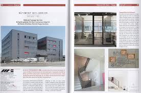 office design magazine. Article About MCI Office Design In Edificie Magazine Switzerland
