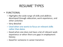 Writing An Effective Resume From Webinar By Career Builders Ppt