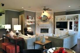 incredible ideas awkward living room layout with corner fireplace and small over likable