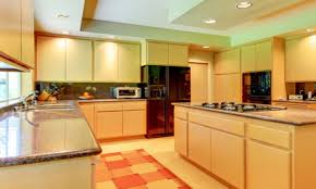 Lighting Above Kitchen Cabinets Cabinet Lighting Lights Country
