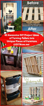 unique pieces of furniture. 45 awesome diy project ideas of turning pallets into unique pieces furniture