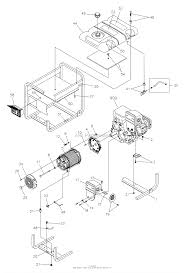 Generac portable pressure washer parts wiring diagram and engine