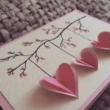 DIY Paper Crafts Ideas Greeting Cards Flowers Greeting Card Card Making Ideas Diy