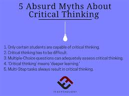 Strategic thinking   HBR SlideShare Thinking ocr critical thinking mark scheme for environmental science chemistry june past papers  Critical thinking  Critical thinking jan mark scheme for