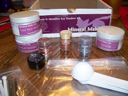 diy mineral makeup kits from bramble berry