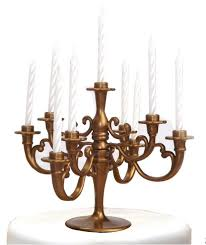 chandelier birthday candle zoom