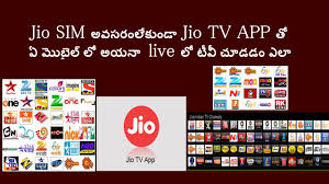 watch live tv app. Plain Watch How To Watch Live Tv Channels On Jio App In Any Mobile Without Sim O