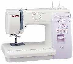 <b>Швейная машина Janome 415 / 5515</b> — купить по выгодной цене ...