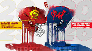 Buy ole miss rebels football tickets. Usc And Ole Miss To Meet In Football In 2025 And 2026 Usc Athletics