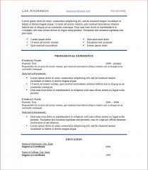 Cute Engineering Resume Font Type Contemporary Example Resume