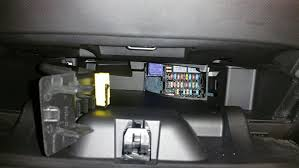 accessing the glove compartment fuse box smart car forums