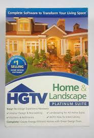 Virtual Architect Ultimate Home Design With Landscaping And Decks 9 0 Amazon Com Hgtv Home Landscape Platinum Suite 42956