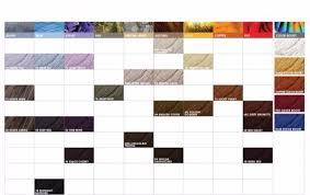 76 Exhaustive Pravana Chroma Silk Color Chart