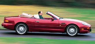 1997 Aston Martin Db7 Volante First Look
