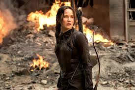 The Hunger Games: Mockingjay - Part 1 Quotes - 'I have a message ...