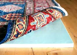 how to keep rugs from slipping on carpet n pers rug non slip