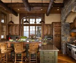 Rustic Kitchen Shelf Ideas Tag Rustic Industrial Kitchens 2017