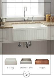 best farmhouse kitchen sinks inspirational kitchen sink styles awesome sink farm style kitchen farmhouse image of