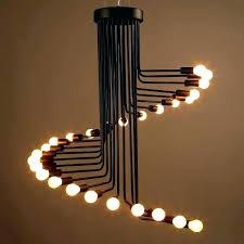 industrial pipe lighting. Industrial Pipe Lamp Elegant Black And Lighting
