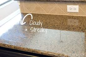 olive oil stain granite countertop how to clean with steam