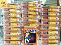 REVIEW] Truyện Tranh Thám Tử Lừng Danh Conan - 96 Tập, Giá 1,920,000đ! Xem  review ngay! - Phái Đẹp Việt