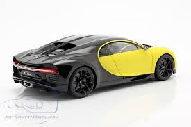 Used 2018 bugatti chiron for sale, 430 miles. Bugatti Chiron Construction Year 2017 Yellow Black 70994 Ean 674110709940