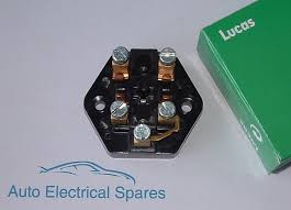 lucas 37132 sf6 2 way fuse box glass type fuse genuine 4 way consumer unit at 2 Way Fuse Box