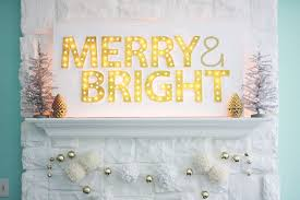 Inspiring marquee signs ideas christmas decoration Tree Decorations Holiday Mantel Walmart Magical Holiday Interiors Brewster Home