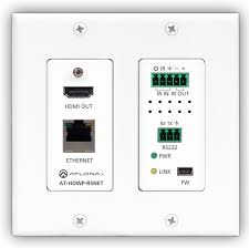 atlona hdmi receiver w ir rs232 ethernet wall plate at hdwp atlona hdmi receiver w ir rs232 ethernet wall plate at hdwp rsnet