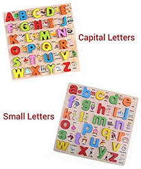 Phonetic alphabet lists with numbers and pronunciations for telephone and radio use. Buy Littlehamlet Wooden Alphabet Learning Block Board Puzzle 26 Capital Small Letters With Phonetic Sound Pack Of 2 Online At Low Prices In India Amazon In