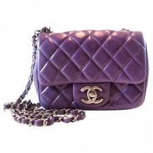 purple chanel bags. chanel timeless leather crossbody bag purple chanel bags