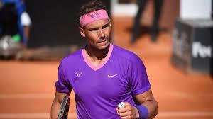 Nadal has now won 26 sets in a row at roland garros. Tennis News Rafael Nadal Gets Revenge On Alexander Zverev To Reach Italian Open Semi Finals Eurosport
