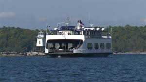 Ferry Company Considers Sinking Vessel In Lake Champlain