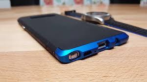 Galaxy Note 8 Premium <b>Metal Bumper Case</b> review - YouTube