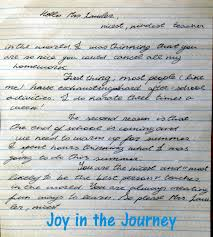 wednesday workshop persuasive letter writing ~joy in the journey~