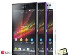ET Review: Sony Xperia C - The Economic ...