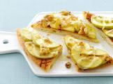 apple anise pizza