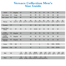 Versace Swim Shorts Size Chart Versace For Size Guide