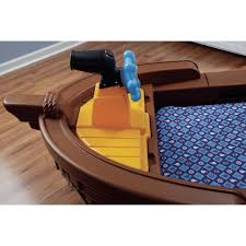 Little Tikes Bedroom Furniture Little Tikes Pirate Ship Toddler Bed Reviews Wayfair