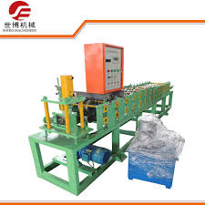 china portable steel door frame making machines easy move for door decoration supplier