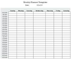 6 Week Calendar Template Free Sharedvisionplanning Us