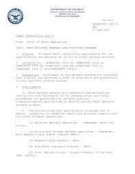Navy Letter Of Instruction Dolap Magnetband Co