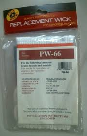 Pick A Wick Pw 66 Replacement Wick For Kerosene Heaters Free Shipping